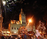 Chester Christmas Shopping & Christmas Market