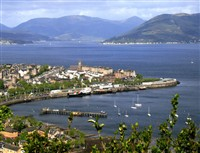Isle of Bute, Lovely Lochs & Dunoon