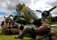 Duxford Flying Legends Air Show & Bletchley Park