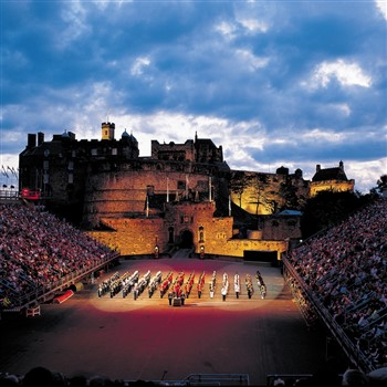Edinburgh Tattoo, 5 Days - Winnock Hotel