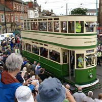 Fleetwood Festival of Steam (Tram Sunday)