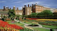 Hampton Court Flower Show & Kew Gardens DBB