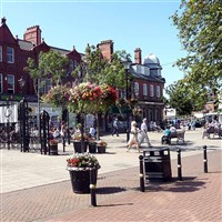 Lytham St. Annes & Beautiful Lancashire - DBB