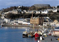 Oban & The Enchanting Isles of Mull & Iona