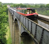 Llangollen & Aqueduct Cruise Day Excursion