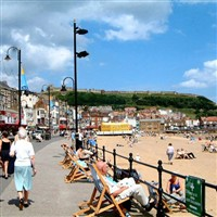 Scarborough, Yorkshires Coast & Heartbeat - DBB