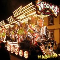 Wells Carnival & Festival of Light at Longleat