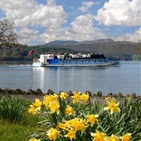 Lake Windermere - Bowness & Ambleside incl Cruise